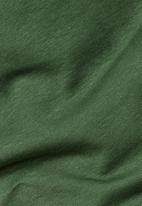 G-Star RAW - Graphic 16 slim tee - green