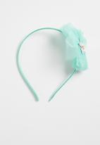POP CANDY - Star detail headband - blue