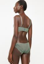 New Look - Double layer bottoms - green