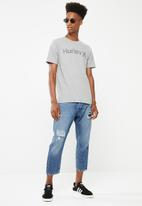 Hurley - One and only push through T-shirt - grey