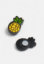 POP CANDY - Pineapple earrings - yellow