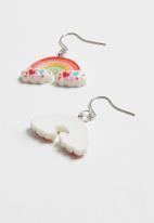 POP CANDY - Rainbow earrings - multi