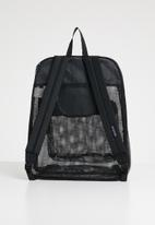 JanSport - Mesh pack - black