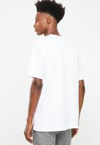 Superbalist - Loose fit tee - 2 pack - green & white