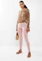 Sissy Boy - Sculpt jeans - pink