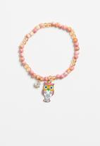 POP CANDY - Bead detailed bracelet - multi