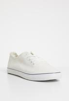 Brave Soul - Hawk retro sneakers - white