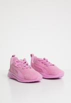 PUMA - Tishatsu runner knit ac infants - pink