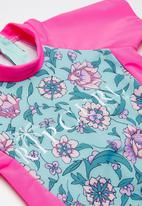 Rip Curl - Summerland sunsuit - pink