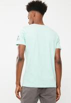 Brave Soul - Hippie T-shirt - green