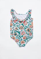 Rip Curl - Mini summerland one piece swimsuit - multi