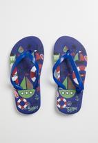 POP CANDY - Printed flip flops - multi