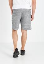 Cotton On - Coar tech track short - grey