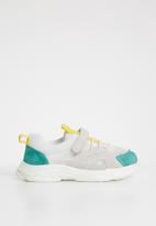 POP CANDY - Suede mesh sneaker multi-colour