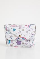 POP CANDY - Printed sling bag - multi