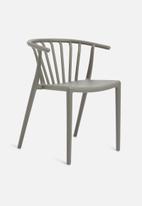 Sixth Floor - West chair - grey