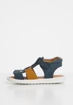 Rock & Co. - Fred sandal - navy