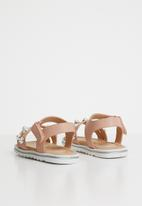 Rock & Co. - Lincoln sandal - pink