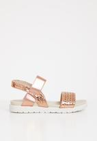 Rock & Co. - Monroe sandals - pink