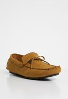 Anton Fabi - Caraso moc driver shoe - tan