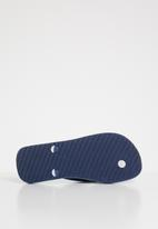 World Tribe - Ultimate boys youth flip flop - navy