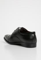 Anton Fabi - Suso oxford toe cap shoe - black