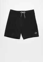 Lizzard - Cono board shorts - black