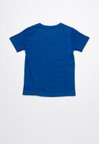 Lizzard - Taye printed tee - blue