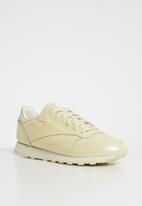 Reebok Classic - Classic leather -  washed yellow