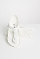 Birkenstock - Gizeh Eva regular - white