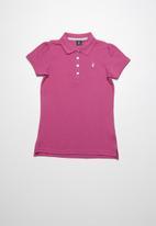 POLO - Nina golfer - purple