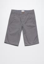 POP CANDY - Chino short - grey