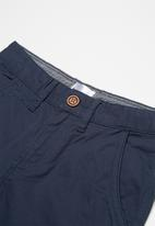 POP CANDY - Chino short - navy