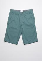 POP CANDY - Chino short - green