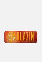 W7 Cosmetics - Blazin
