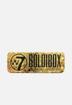 W7 Cosmetics - Goldibox eye shadow palette