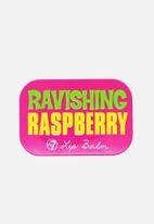 W7 Cosmetics - Fruity Lip Balm Tin - Ravishing Raspberry