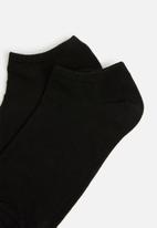 adidas Originals - 3 Pack trefoil liner socks - multi