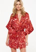 Cotton On - Kimono gown - multi