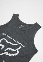 Fox - Murc factory vest - grey