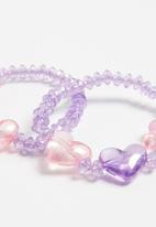POP CANDY - Bracelet set - pink