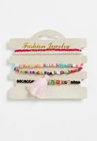 POP CANDY - Assorted bracelet set - multi