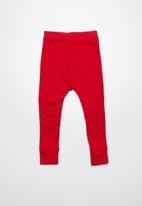 Superbalist - Slouch pants - red