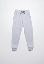Superbalist - Slim jogger pants - grey