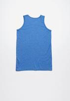 Volcom - Melt vest - blue