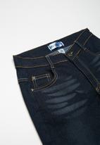 POP CANDY - Denim shorts - blue