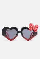Character Fashion - Minnie mouse summer sunglasses  - red