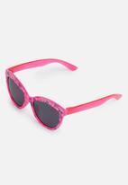 Character Fashion - Barbie fun sunglasses - pink