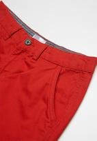 POP CANDY - Chino short - red