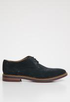 Base London - Blake suede - navy